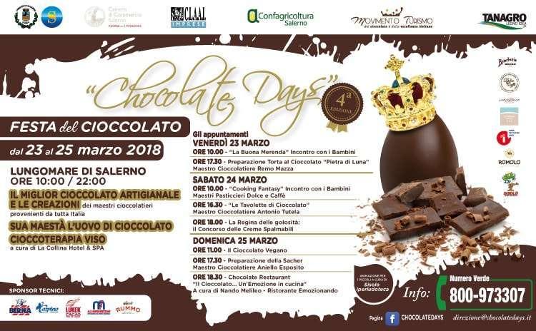 Chocolate Days - Salerno
