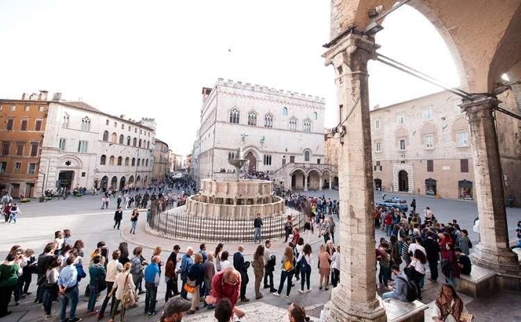 Festival Internazionale del Giornalismo - Perugia