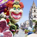 Flower Festival Acireale, Sicily, Italy