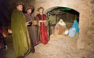 presepe vivente Petrignano d'Assisi