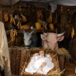 Nativity Scene - Gubbio Italy