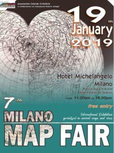 Milano Map Fair - Milano