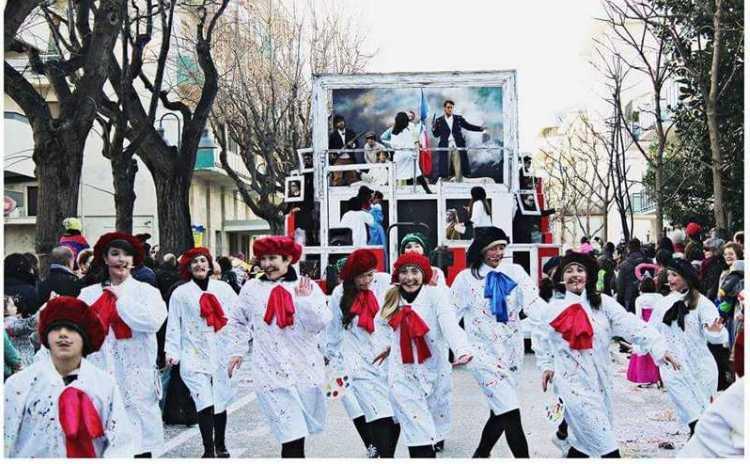 Carnevale d'Abruzzo - Francavilla al Mare - Abruzzo
