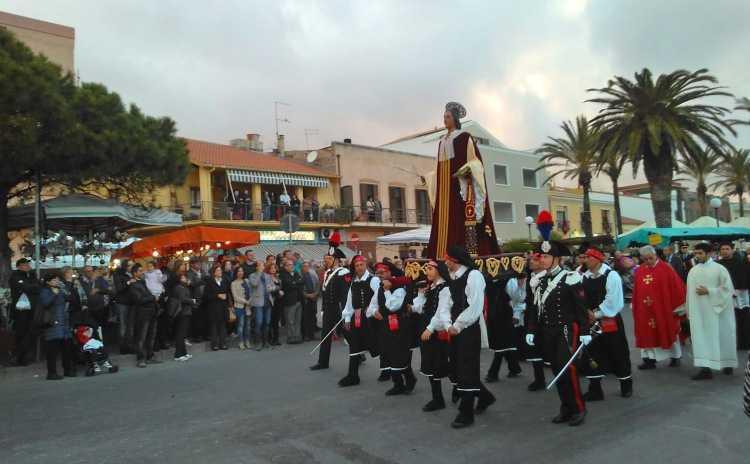 Feast of Saint Antioco, Sant'Antioco Sardinia Italy