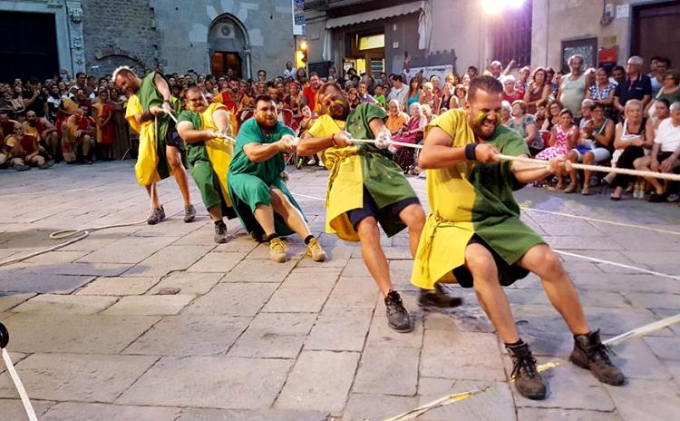 Palio Storico di Albenga Liguria