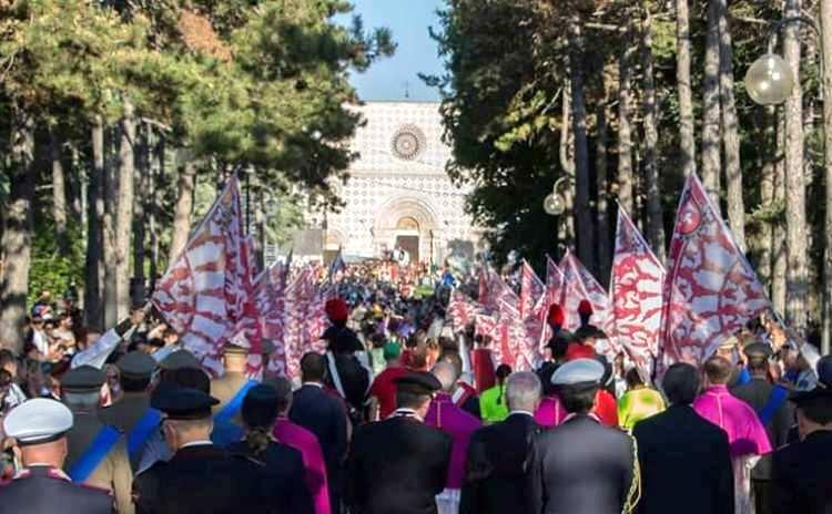 Perdonanza Celestiniana Abruzzo