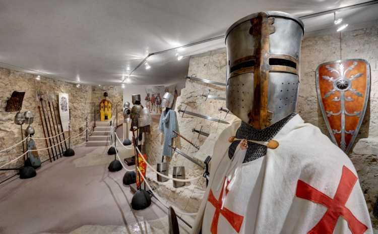 Castelbrando Museum Veneto italy