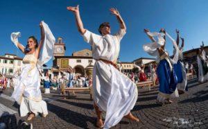 Festa dell'Uva di Impruneta Toscana