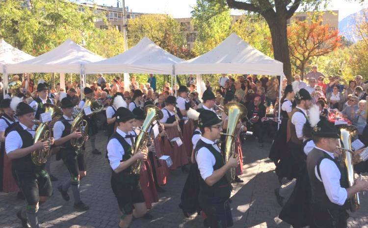 Grape Festival – Merano - Trentino - Italy
