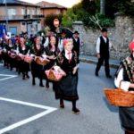 Secular fair Alzate Brianza Lombardy Italy