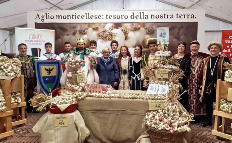 Fiera dell'Aglio Monticelli d'Ongina Emilia Romagna