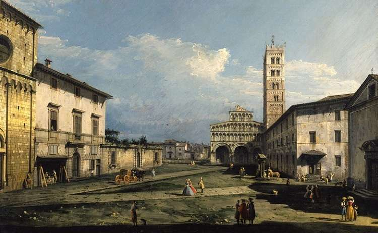 Bernardo Bellotto Lucca
