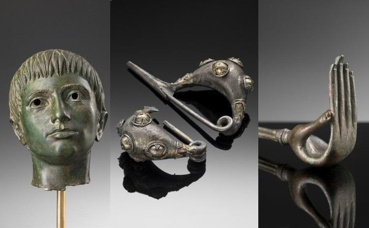 Etruschi - mostra Bologna
