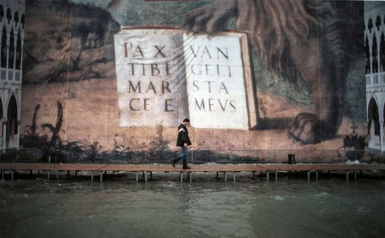 Venice photos 1860-2019 - Querini Stampalia, Venice