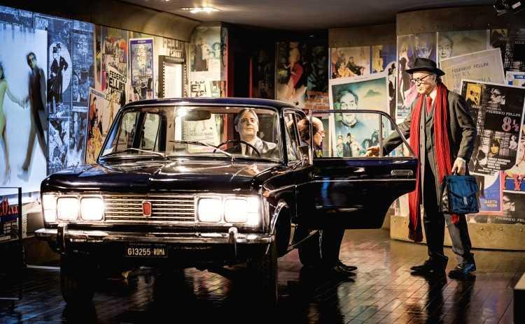 Mostra Felliniana Istituto Cinecittà-Luce - Lazio