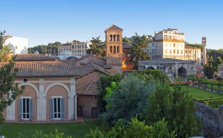 Lazio - Kolbe Hotel Rome - RM