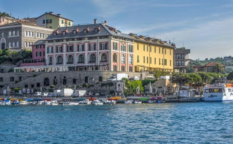 Liguria - Grand Hotel Portovenere - SP