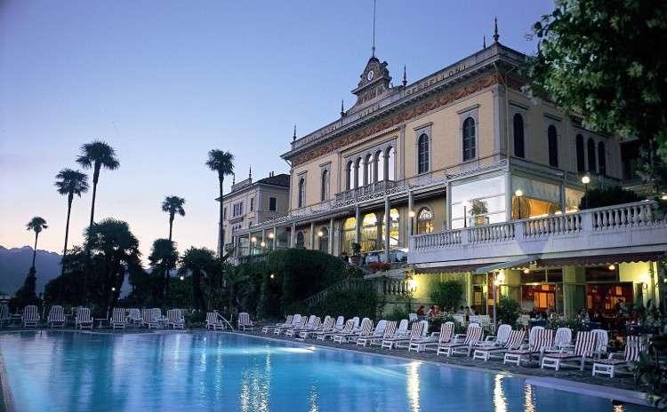 Lombardia - Grand Hotel Villa Serbelloni - CO