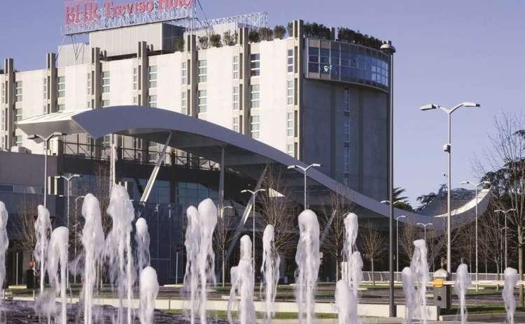 Veneto - BHR Treviso hotel - TV