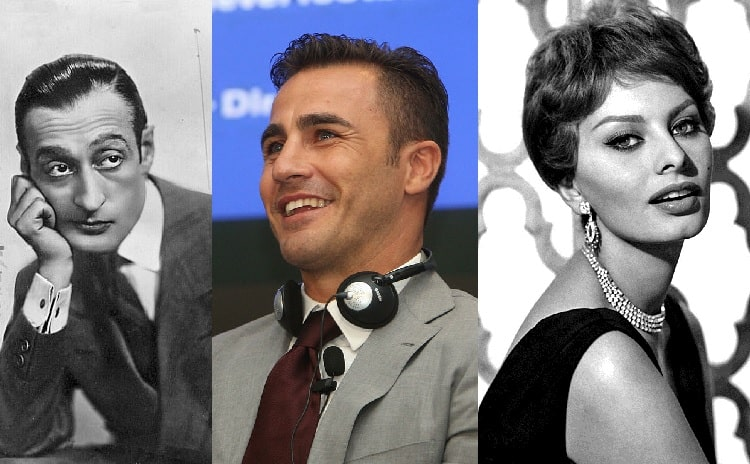 Campania - personaggi famosi