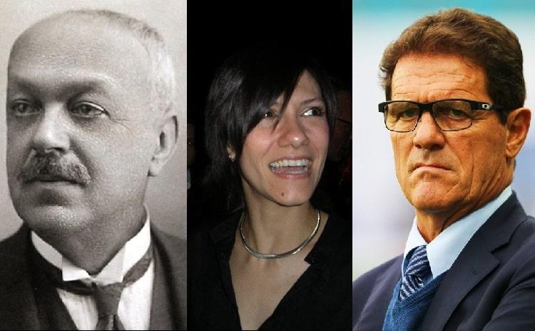 Friuli Venezia Giulia - personaggi famosi