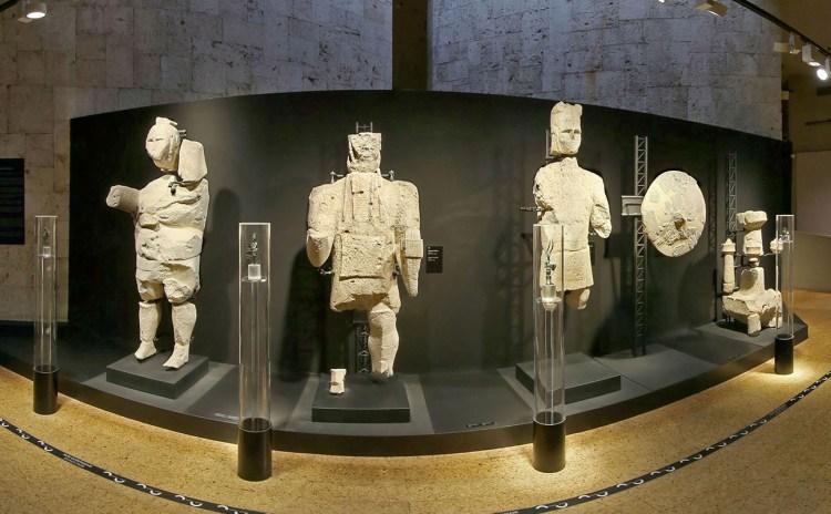 Archeological Museum Cagliari - Sardinia - Italy