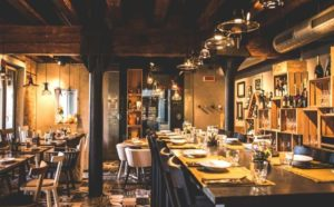 Venice - Bacaromi Restaurant - Veneto - Italy