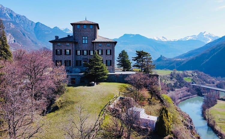 Castello Gamba - Valle d'Aosta