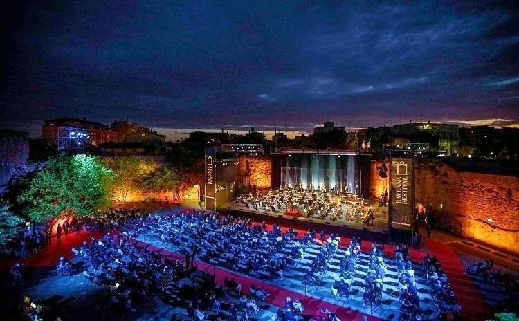 Ravenna Festival 2020 - Emilia Romagna - Italy
