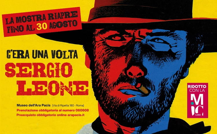 Once Upon a Time Sergio Leone Rome - Lazio - Italy