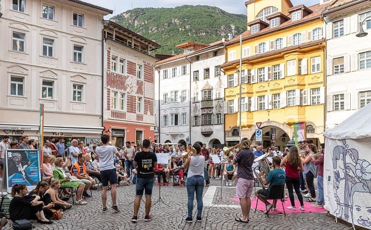 Festival Bozen - Trentino Alto Adige - Italy
