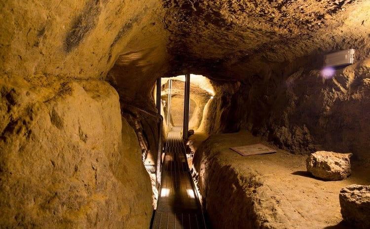 Porsenna Labyrinth - Tuscany, Italy