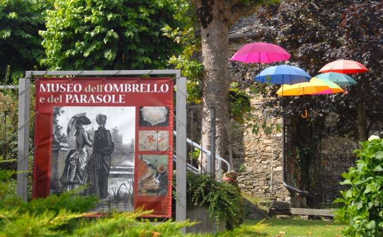 Umbrella and Parasol Museum - Piedmont - Italy