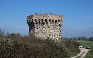 Torre Beccati Questo - Sentiero della Bonifica  - Toscana