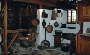 Walser House Museum - Piedmont - Italy
