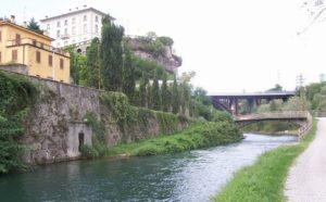 Naviglio della Martesana - Lombardia