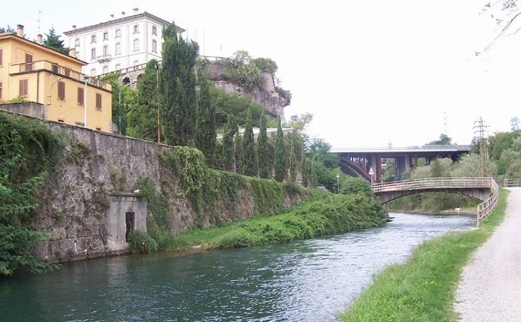Naviglio Martesana - Lombardy - Italy