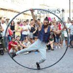 EmiliaRomagna Ferrara Buskers - agosto