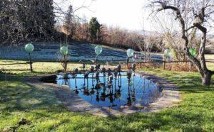 Giardino di Daniel Spoerri - Toscana