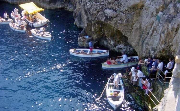 Grotta Azzurra - Campania
