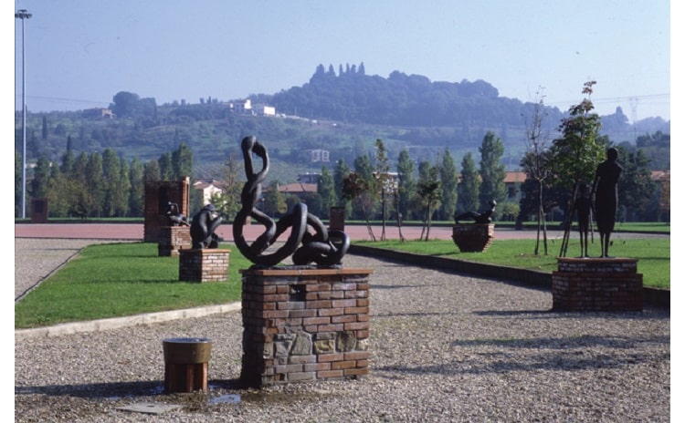 Quinto Martini Park-Museum - Tuscany - Italy