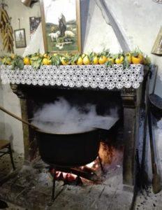 Feast of Sant'Antonio Abate - Abruzzo - Italy