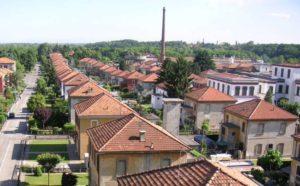 Villaggio Crespi - Lombardia