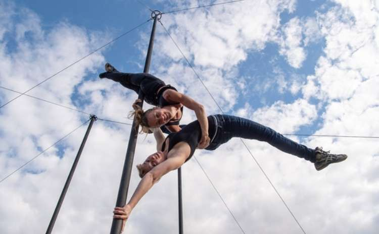 International Festival of Contemporary Circus - Emilia Romagna - Italy