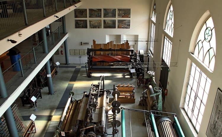 Museo del Tessile Busto Arsizio - Lombardia