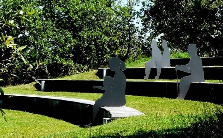 Chianti Sculpture Park - Tuscany - Italy