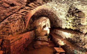 Pistoia Underground - Tuscany - Italy