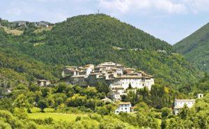 Nera Cycle path - Umbria - Italy
