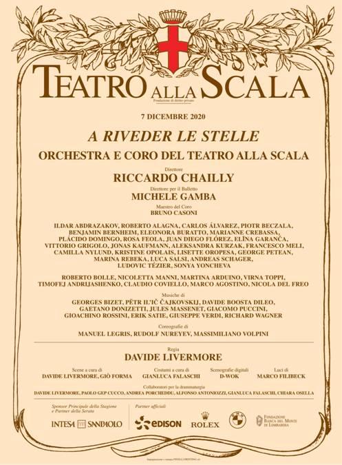 Teatro alla Scala 7 dicembre
