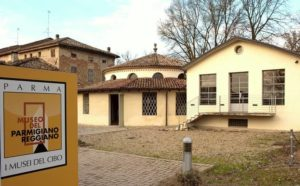 Museo del Parmigiano Reggiano - Emilia Romagna